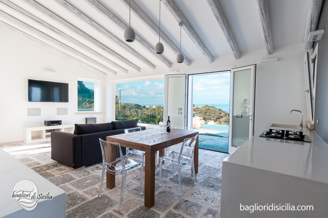 3 idee per arredare una casa turistica in sicilia tra for Arredare una villa