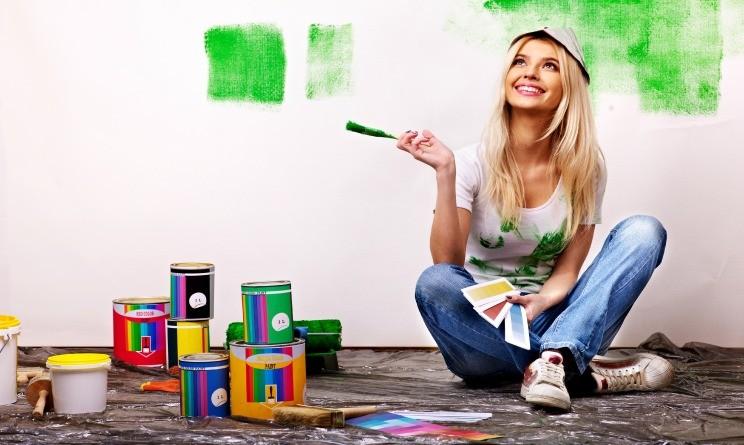 Dipingere casa quali colori scegliere cose di casa - Dipingere casa colori ...