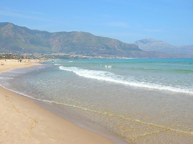 Matrimonio Spiaggia Alcamo : Spiaggia playa di castellammare del golfo
