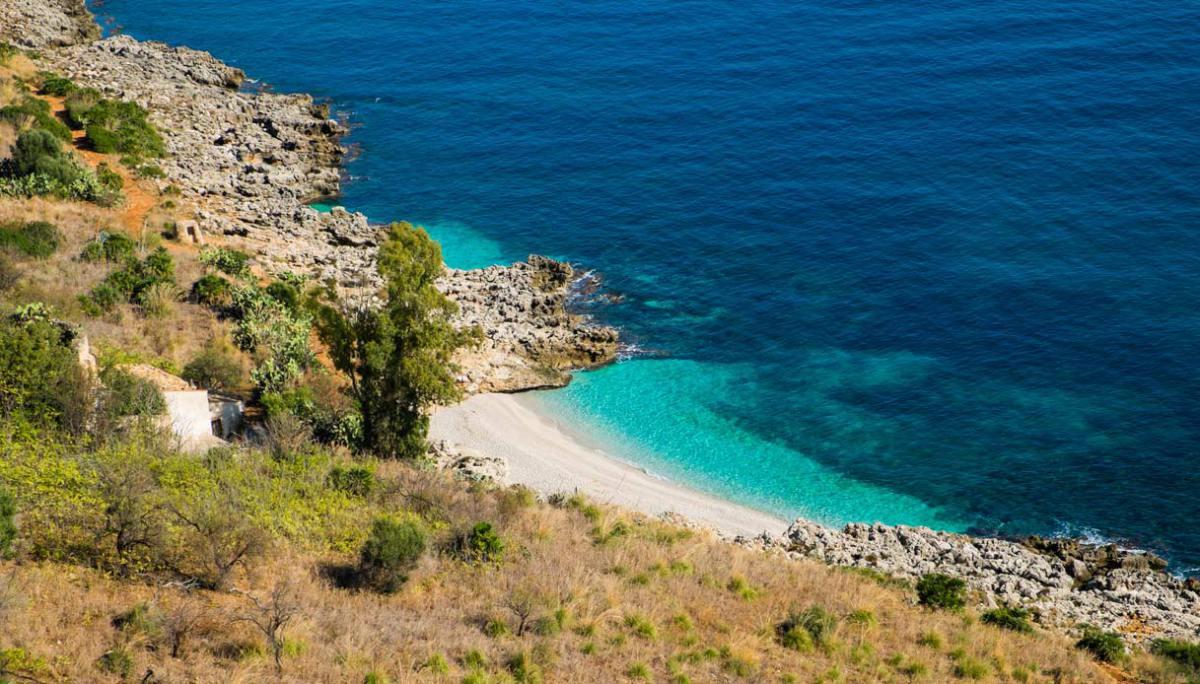 Case in affitto scopello provincia di trapani sicilia for Affitto arredato trapani