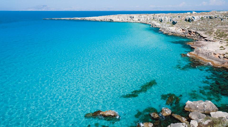 Sicilia protagonista, Lampedusa e Favignana tra le mete preferite ...