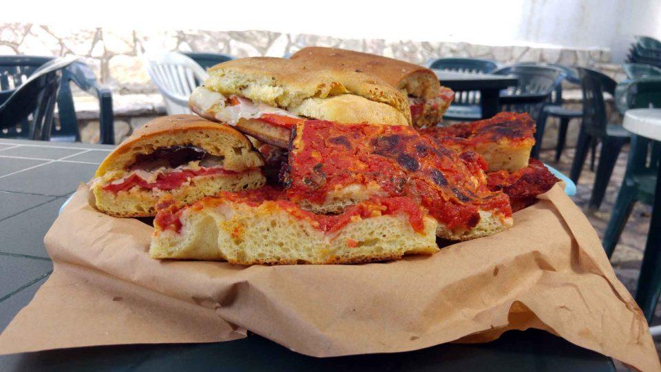 Pane Cunzatu di Scopello